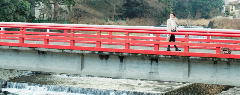 伊藤まさこさんの冬旅 雪と箱根と温泉と。〈前編〉