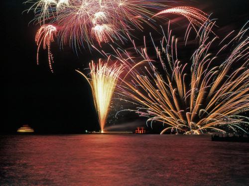 [終了しました]【公式WEB限定】箱根・芦ノ湖での花火大会鑑賞プラン