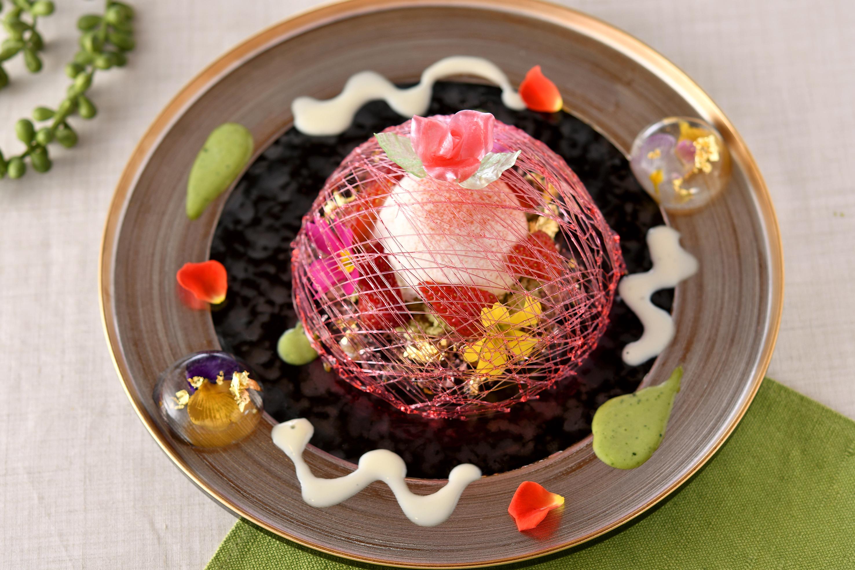 itta『見て食べて楽しむ箱根の春!箱根スイーツコレクション2020の絶品フラワースイーツ巡り』に掲載されました。