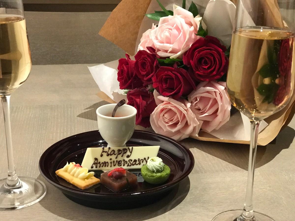 祝3周年★3大特典&最上階客室&温泉露天風呂付客室ステイプラン~和洋創作料理の夕食付を販売しました~