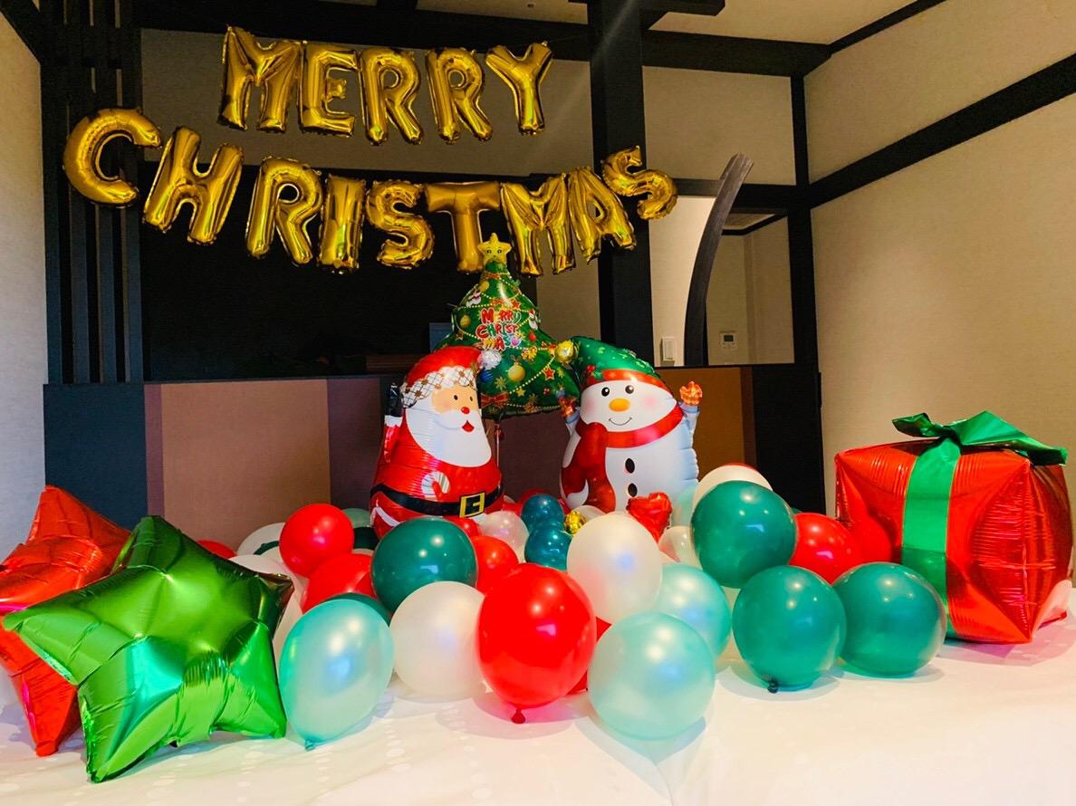 ……*…..*クリスマスの過ごし方のご提案*…..* …..