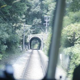 #No.32 #箱根登山鉄道 #トンネル