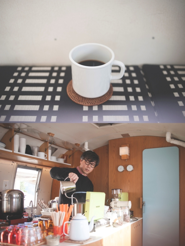 CAFE Ryusenkeiの拠点に、箱根という場所を選んだ理由。