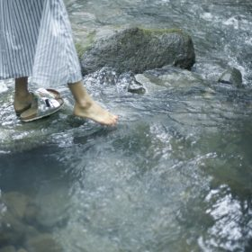 #No.71 #蓬莱園 #川あそび #箱根の自然