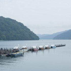 #No.61 #芦ノ湖 #スワンボート