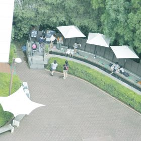 #No.55 #箱根彫刻の森美術館 #足湯