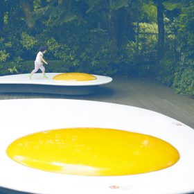 #No.72 #箱根彫刻の森美術館 #目玉焼き