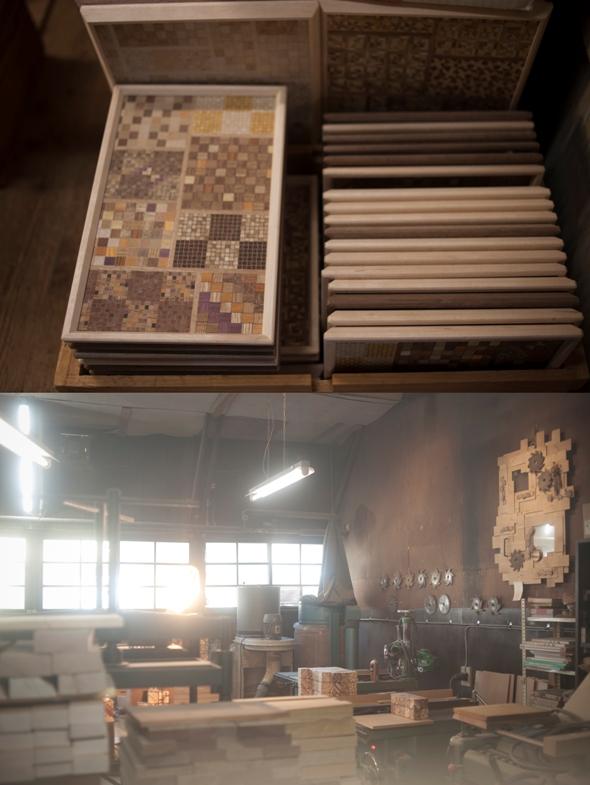 夫婦ふたりでモノづくりを続けるOTA MOKKOと箱根寄木細工との出合い。