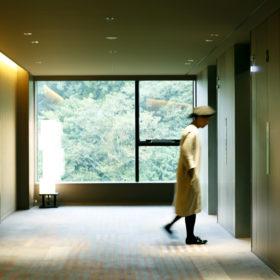 #No.21 #天悠 #朝のエレベーターホール