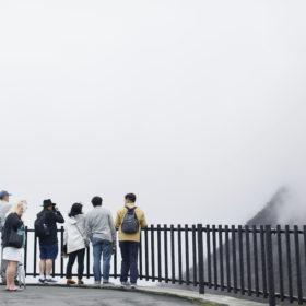 #No.32 #大涌谷 #世界各地からの観光客